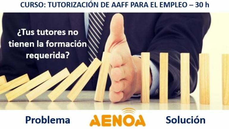 Tutorización de AAFF para el Empleo